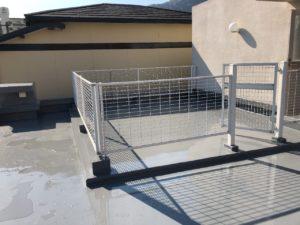 屋上の防水工事 アフター