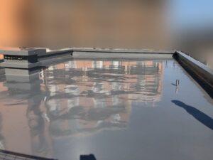 屋上防水 完成